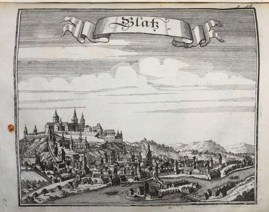 Vogt, Mauritius Das Jetzt-lebende Königreich Böhmen zu einer historisch- und geographischen - Bild 9 aus 12