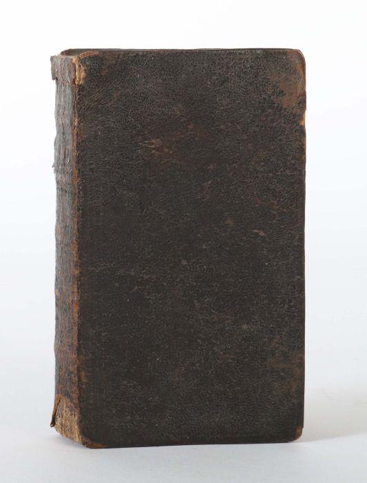 Frankfurtisches Kirchen-Gesang-Buch von 500. alten und neuen bewährten geistlichen Gesängen aus de - Bild 3 aus 3