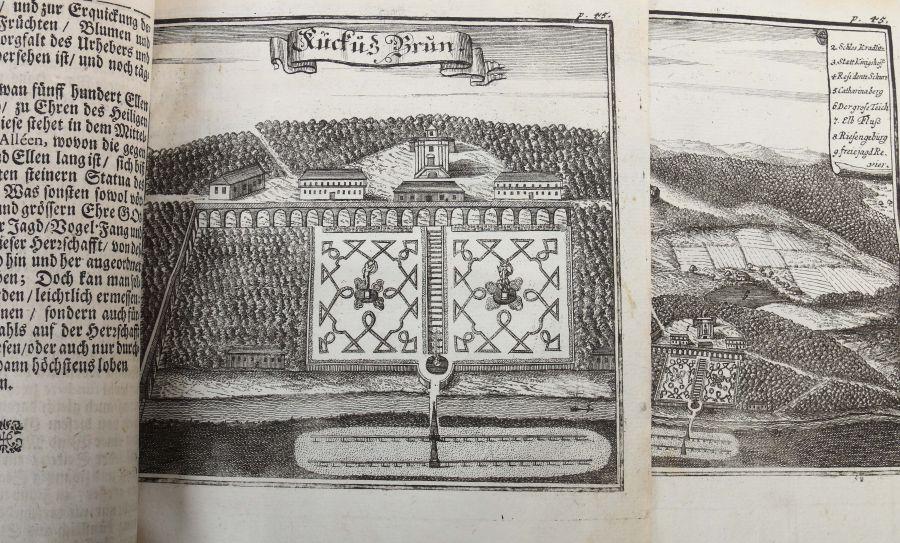 Vogt, Mauritius Das Jetzt-lebende Königreich Böhmen zu einer historisch- und geographischen - Bild 5 aus 12