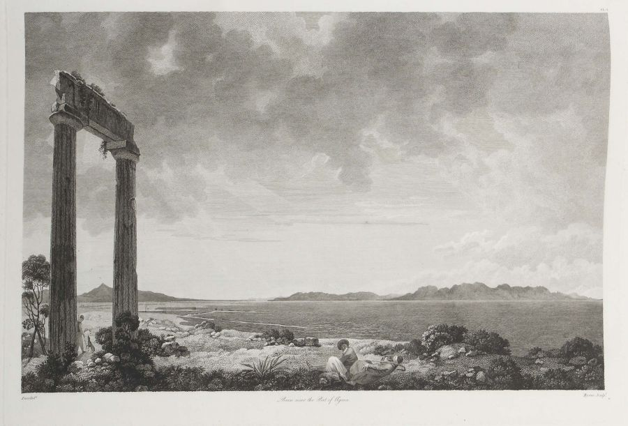 Chandler, Richard Antiquities of Ionia published by the Society of Dilettanti, London, Bulmer & - Bild 3 aus 7