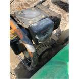 Towable Engineering Pressure Washer