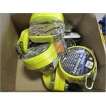 Box rachet straps