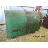 Green fuel barrel
