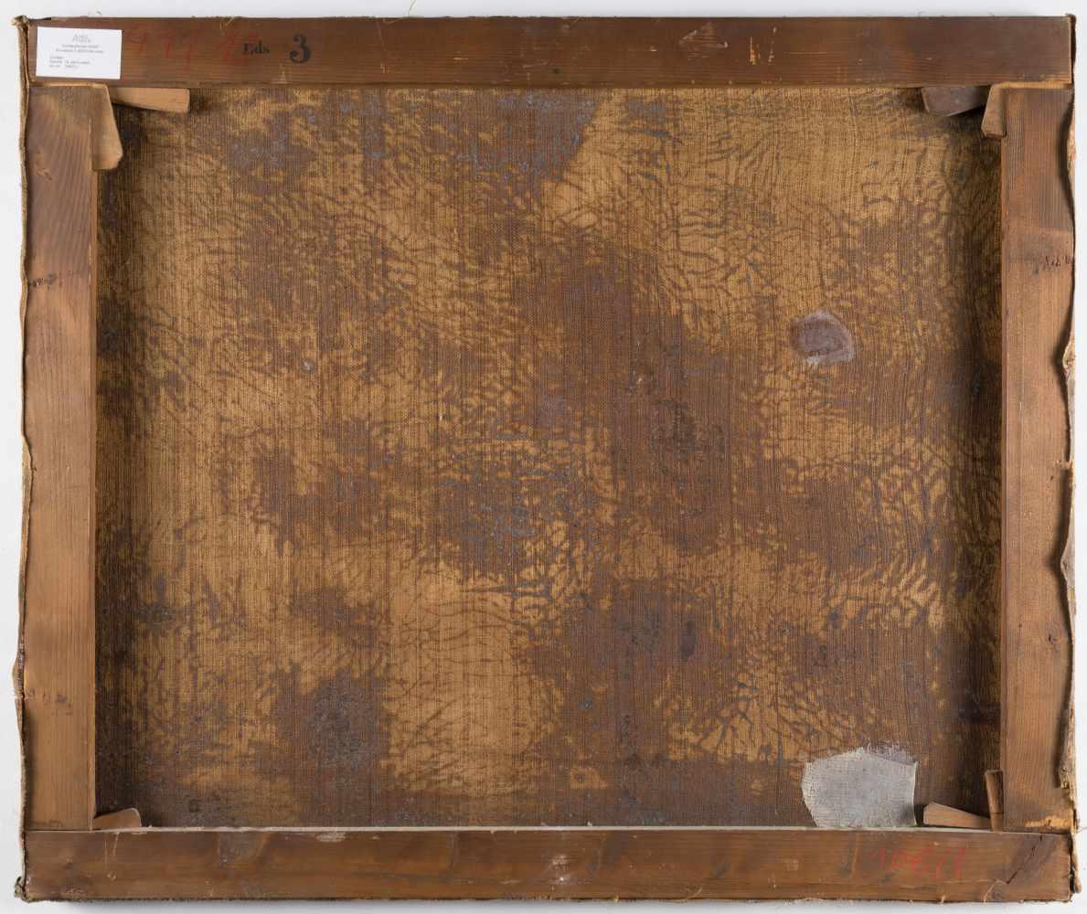 Lot 24 - DeutschDiana und EndymionÖl auf Leinwand. (Spätes 18. Jh.). 64,5 x 77,5 cm.German SchoolDiana and