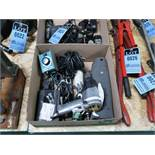 (LOT) ELECTRIC AND PNEUMATIC DIE GRINDERS