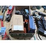 (LOT) ELECTRIC SOLDER GUN AND HOT MELT ADHESIVE APPLICATOR