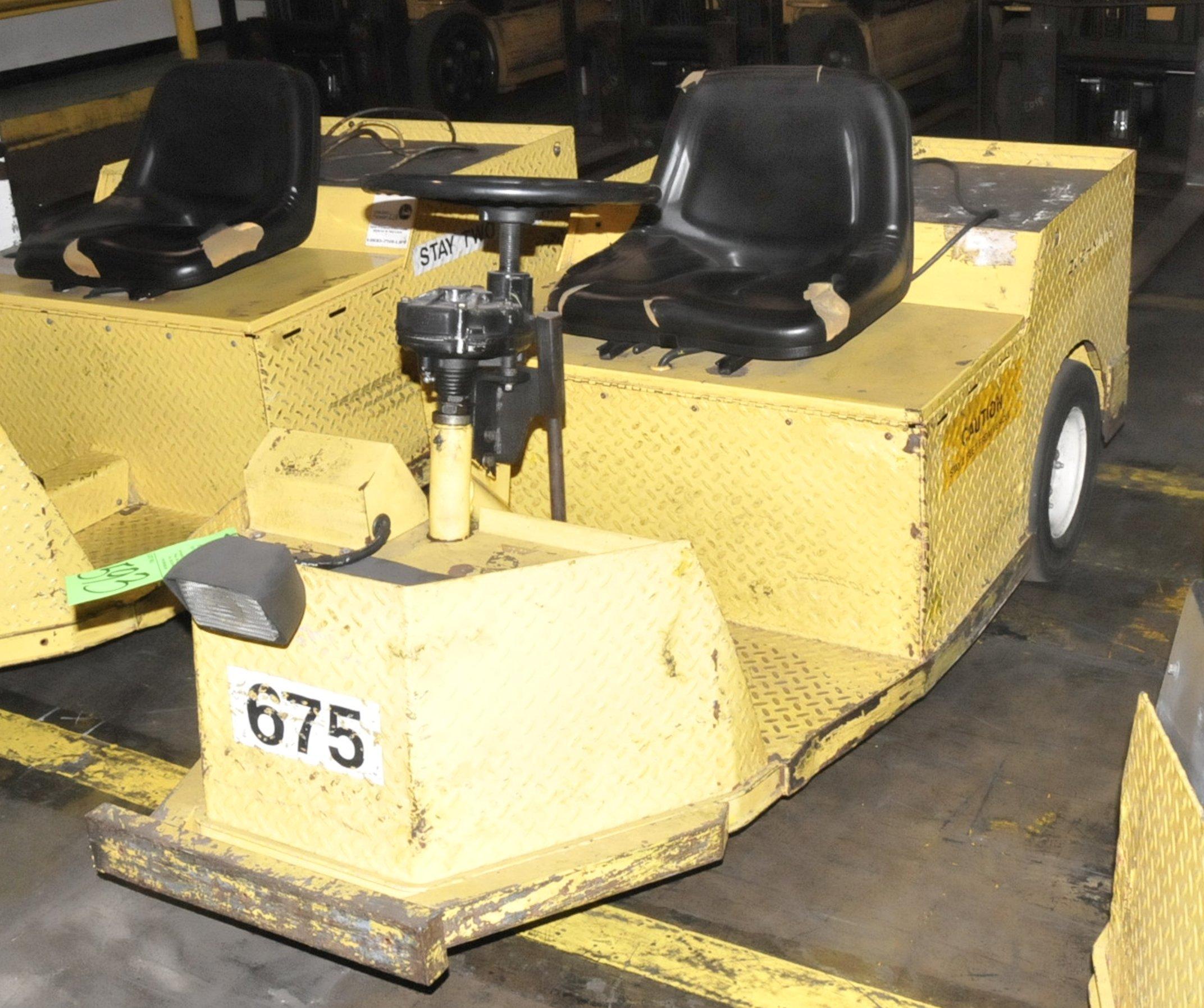 "Yale Model GLP060ZGEGAE085 5,250-Lbs. X 181"" Lift Forklift"