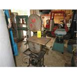 DELTA 14 IN. VERTICAL BAND SAW