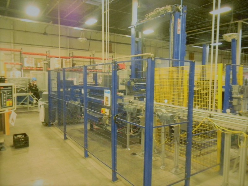 Lot 12 - Complete 1 Gal. PET Bottling Line (Sold Subject to PieceMeal Bid Lots 1-11)