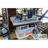 BOSCH MODEL RA1171 TABLE TOP ROUTER