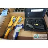 (LOT) INFRARED THERMOMETERS