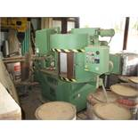 """GOFF MODEL HP-1316 SPINNING HANGER PARTS WASHER; S/N 92521-50-3643, CAPACITY 13"""" DIAMETER X 16"""""""