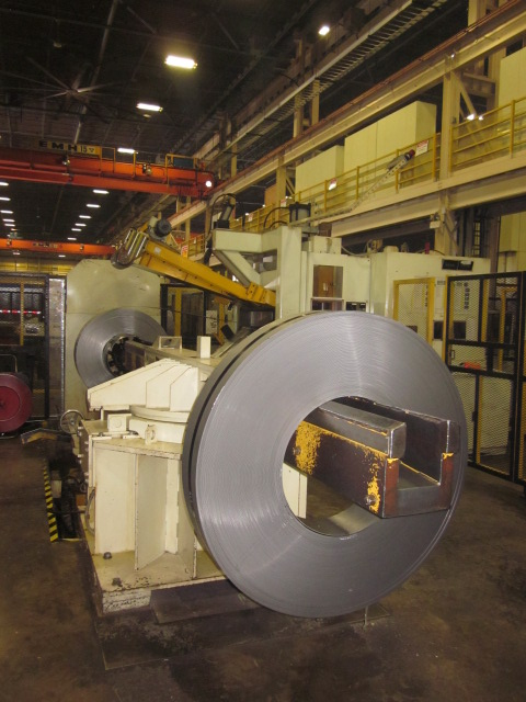 "11,000 LB. X 39"" X .177 SONORUKA SERVO FEED LINE; S/N 4533-4550, COIL WEIGHT 5,000 KG - 11,023 - Image 3 of 17"
