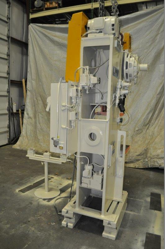 """35 TON NIAGARA MODEL AMB-35 ADJUSTABLE BEND HORN PRESSES; S/N 51901, 24"""" LEFT TO RIGHT X 16"""" FRONT - Image 5 of 6"""