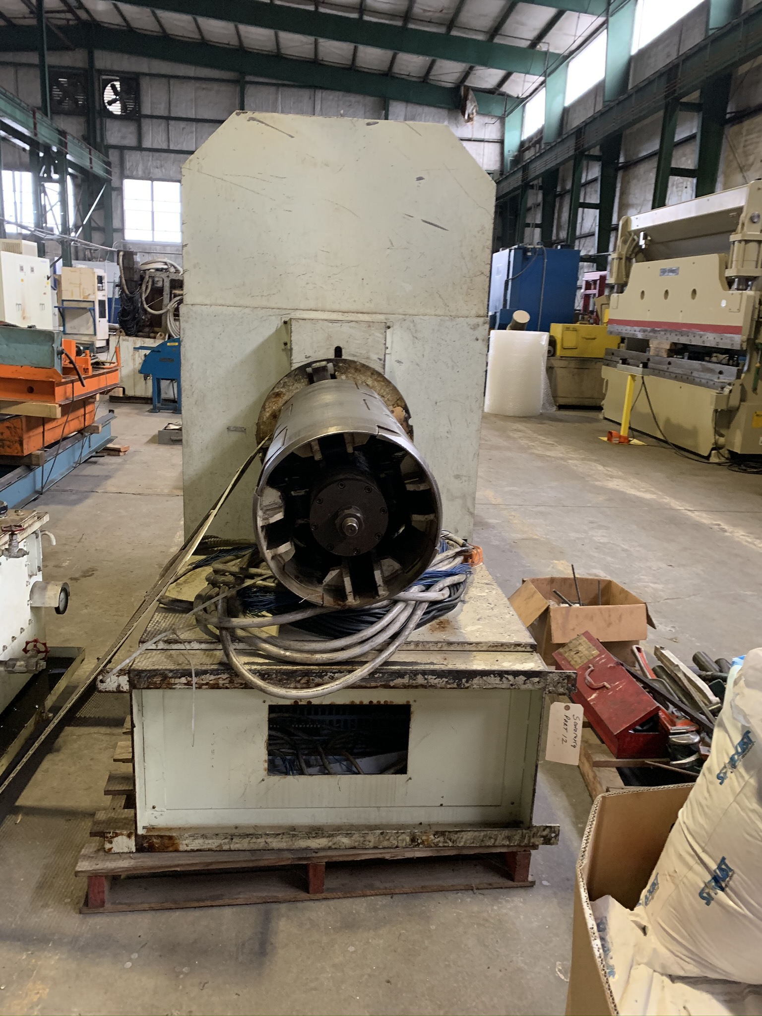 "11,000 LB. X 39"" X .177 SONORUKA SERVO FEED LINE; S/N 4533-4550, COIL WEIGHT 5,000 KG - 11,023 - Image 12 of 17"