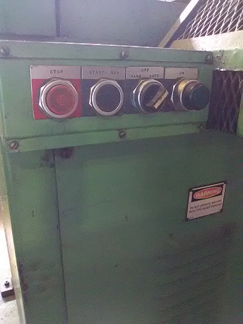 """18"""" LITTELL MODEL 318 CONTINUOUS STRAIGHTENING FEEDER; S/N 85469-2, CAPACITY 18"""" WIDTH, MATERIAL - Image 7 of 9"""