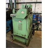 "18"" LITTELL MODEL 318 CONTINUOUS STRAIGHTENING FEEDER; S/N 85469-2, CAPACITY 18"" WIDTH, MATERIAL"