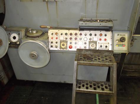 """24"""" X 96"""" MATTISON MODEL 900/400 FACEGRINDER COMBO GRINDER; S/N 900-56, CAPACITY 24"""" X 96"""", WALKER - Image 2 of 5"""