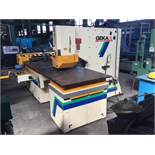 "110 TON GEKA CNC PUNCH; S/N 9702, PUNCHING CAPACITY 110 TONS, CAPACITY IN _"" MATERIAL 1-1/2"","