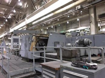 BUTLER NEWELL MODEL ICG100 CNC INTERNAL GRINDER; S/N CNC4069, 2005 RETROFITTED WITH FANUC, - Image 5 of 5