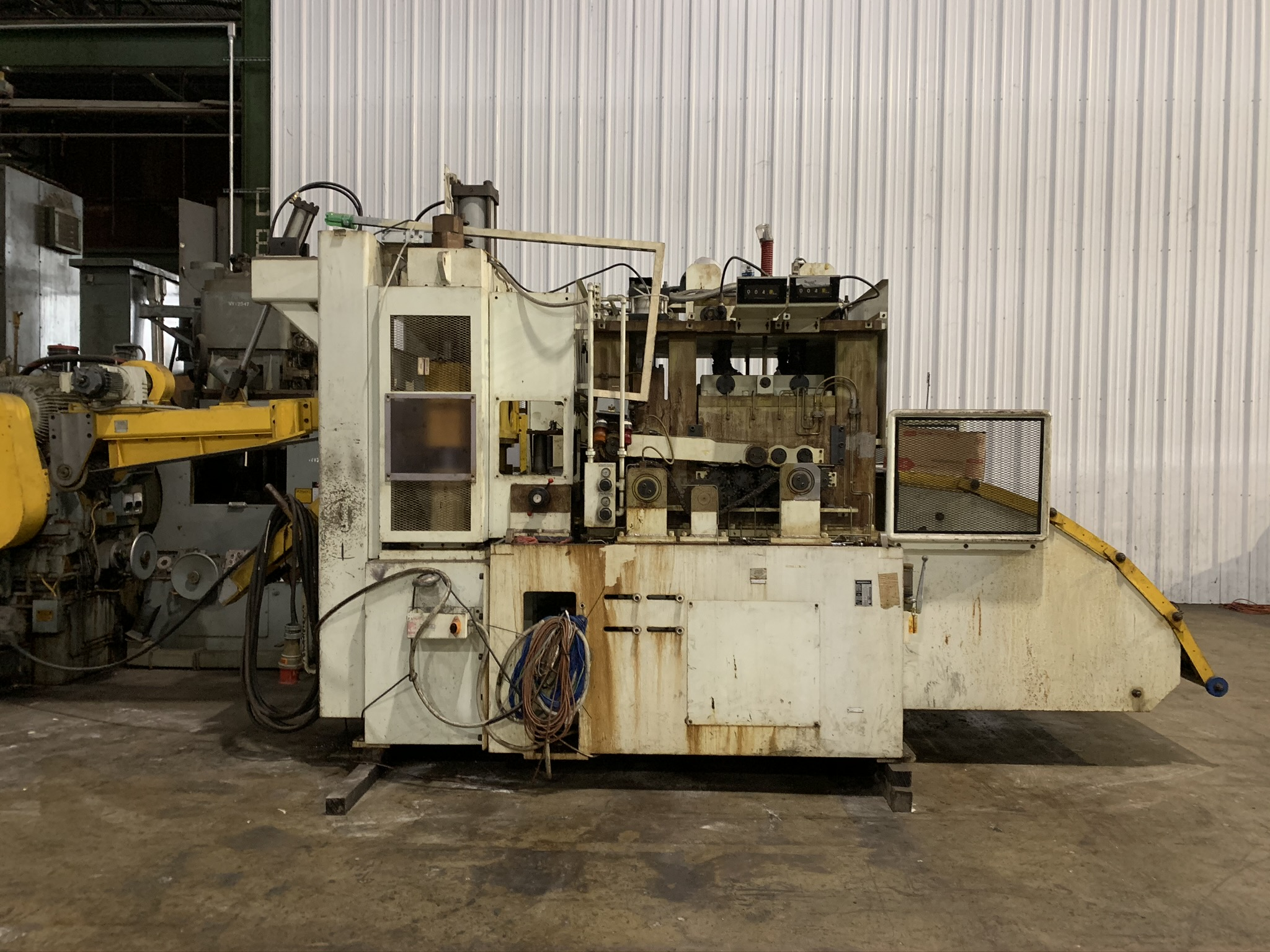 "11,000 LB. X 39"" X .177 SONORUKA SERVO FEED LINE; S/N 4533-4550, COIL WEIGHT 5,000 KG - 11,023 - Image 6 of 17"