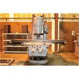 "Cincinnati #5 Vertical Mill, 4J5V1Z-10, Table 20"" x 94.5"", 1400 RPM"