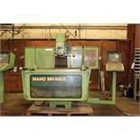 "Maho MH600E Vertical CNC Mill, 4000RPM, 16""x39"" table, SN 62957"