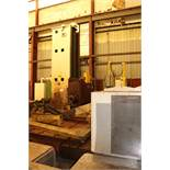 Gray CNC 6600 Horizontal Floor Mill, Spindle 75HP, 55 Taper, X- 36', Y- 12'