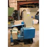 Plastic Granulator W.Z. HSS 300 Model 0501018. 7.5 HP