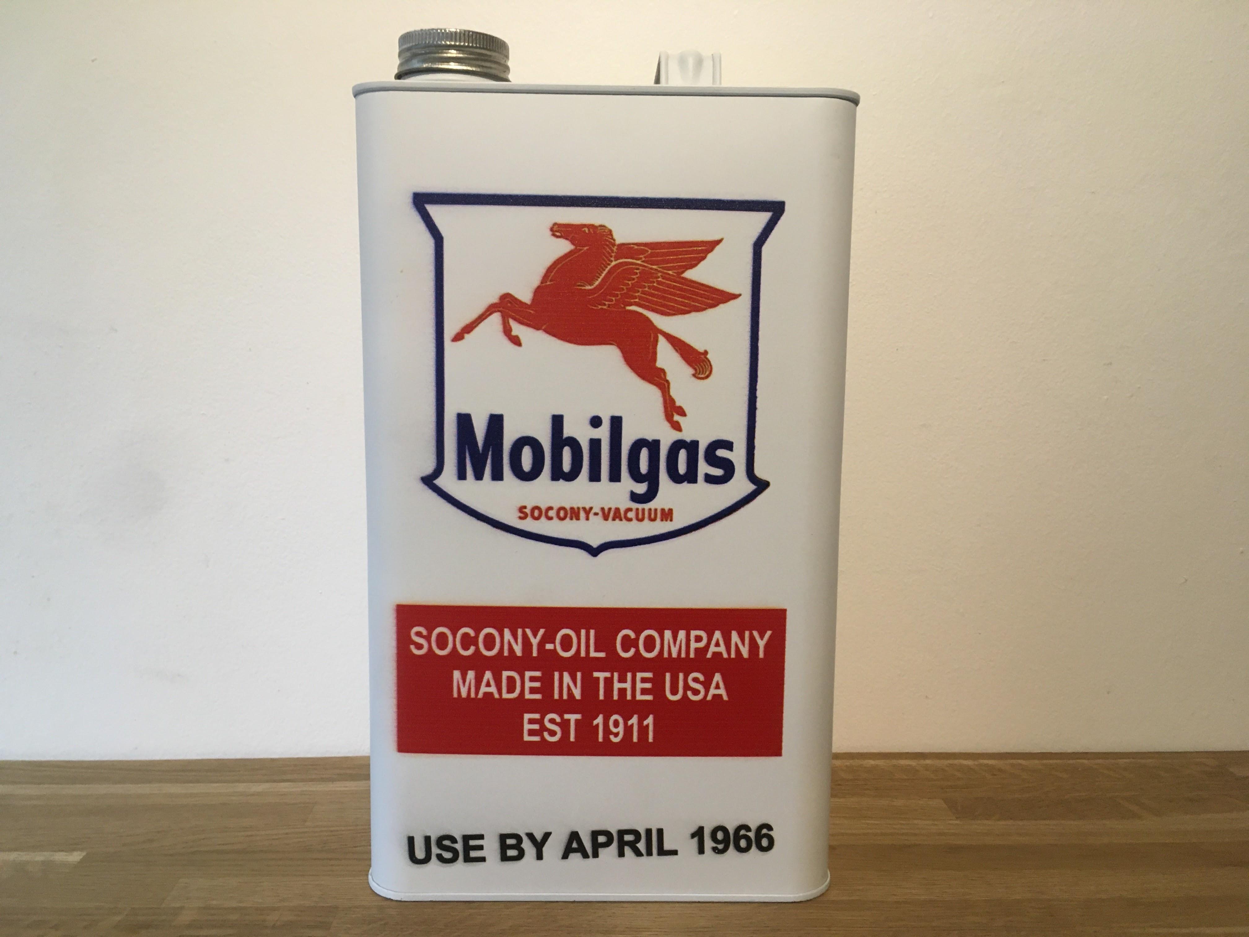 Mobligas Oil Petrol Can