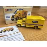Limited Edition Corgi Classics Mack B Series Van - Breyer - 98453