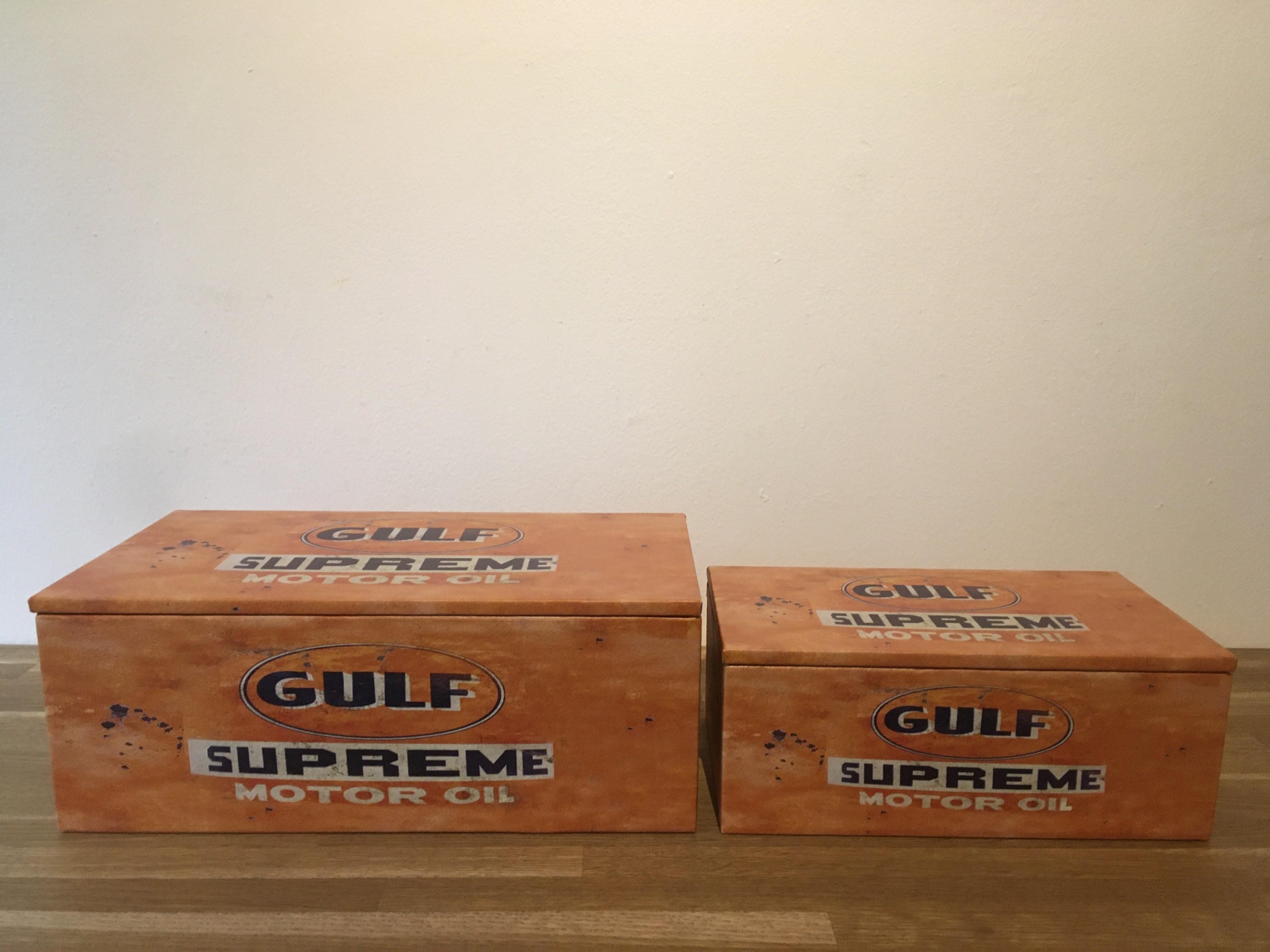 Gulf Storage Boxes