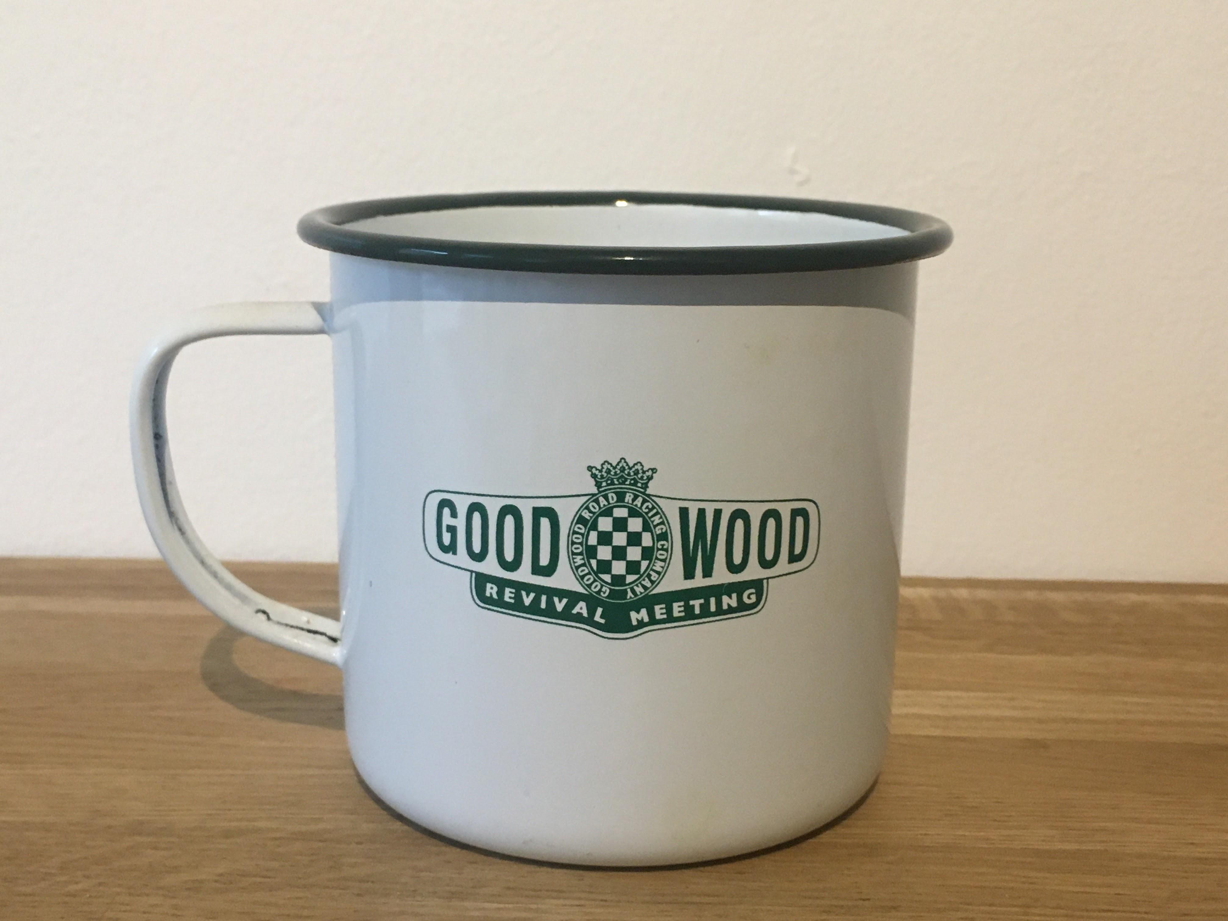 Official Goodwood Revival Meeting Mug