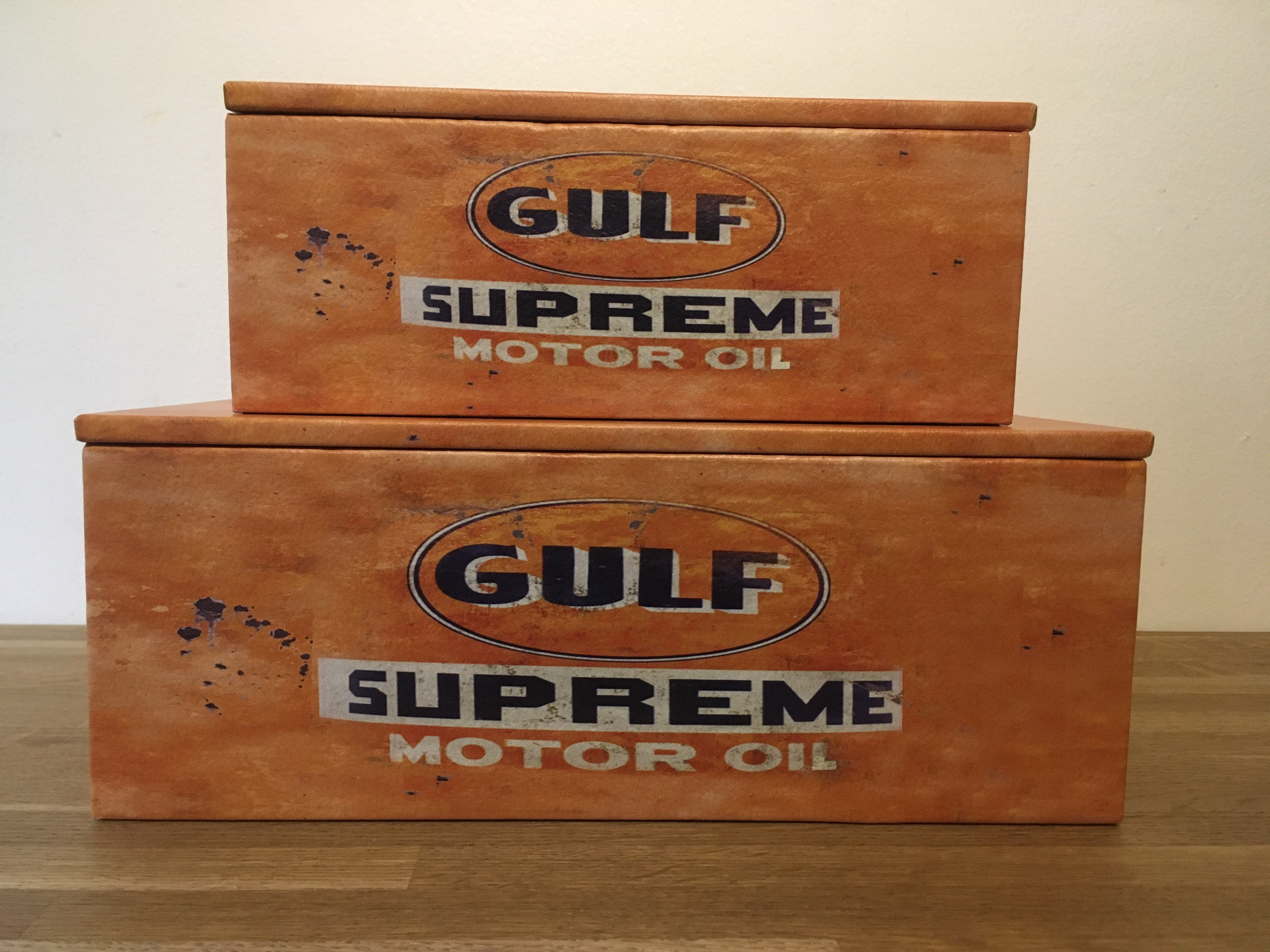 Gulf Storage Boxes - Image 2 of 12