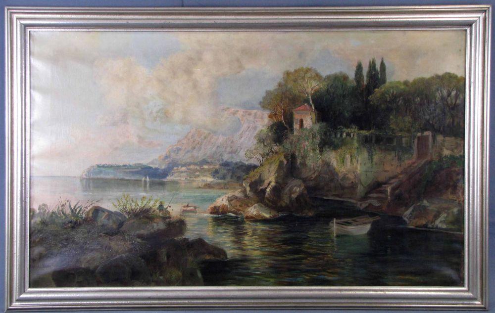 Varese Italien g varese xix italien coastline probably gorolamo varese 1860