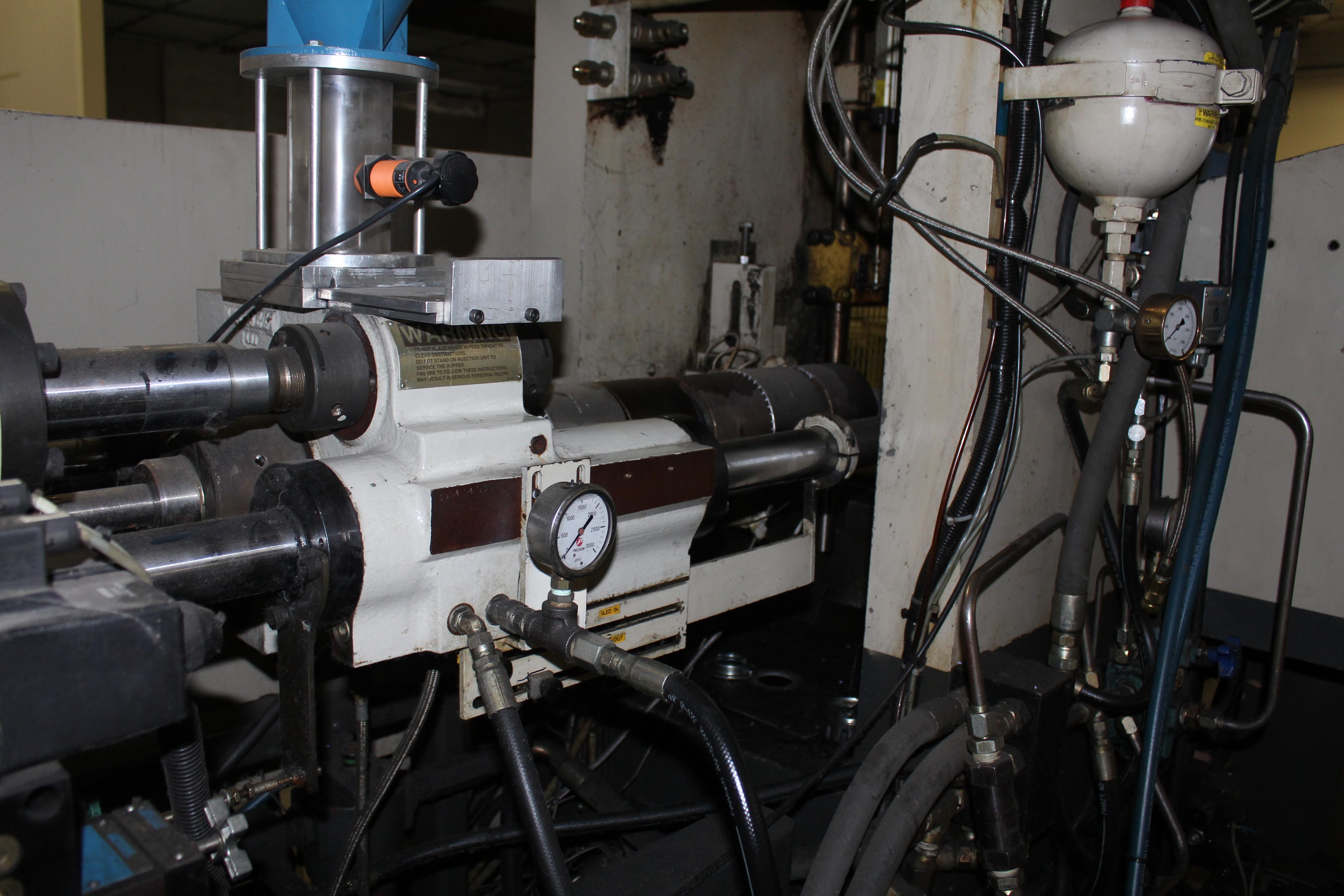 cincinnati milacron operating quick help manual Array - 90 ton cincinnati  rotary table vertical injection molding machine mo rh bidspotter com