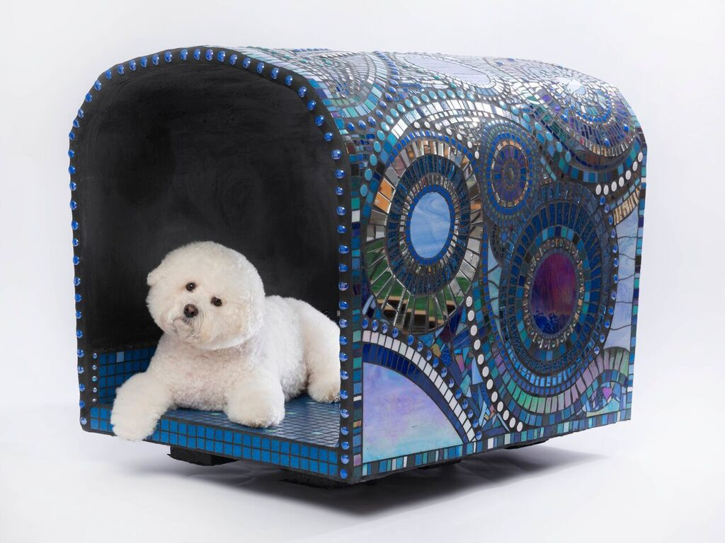 Lot 7 - Denise Jaques - Disco Doggy