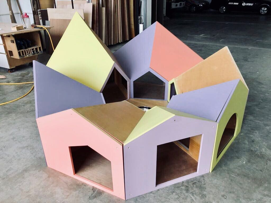 Reservoir Dogs - A Kennel for Friends - SPARK Architects - Image 2 of 3