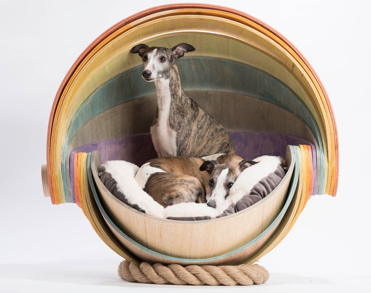Lot 15 - TLA Studio with Louise Glazebrook - Dog Pod