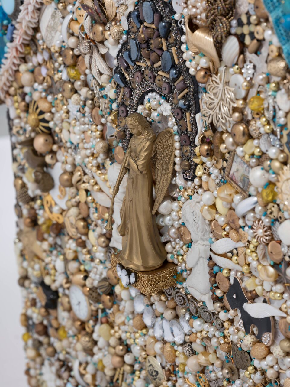 Lot 18 - Jane Perkins - Shrine to St.Roch