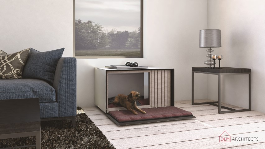 Lot 9 - Doggle Box - DLM Architects