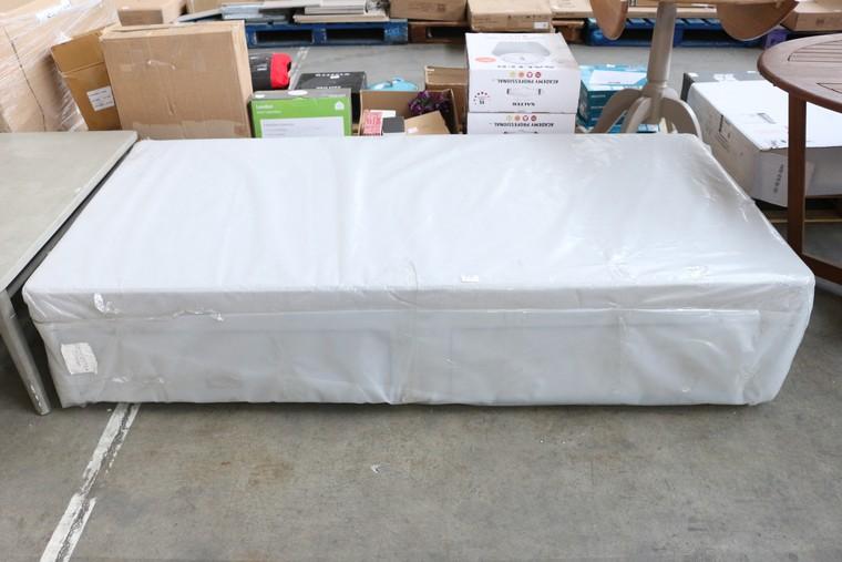 1 x 90 x 190cm single divan bed base please note that the for 90 x 200 divan base