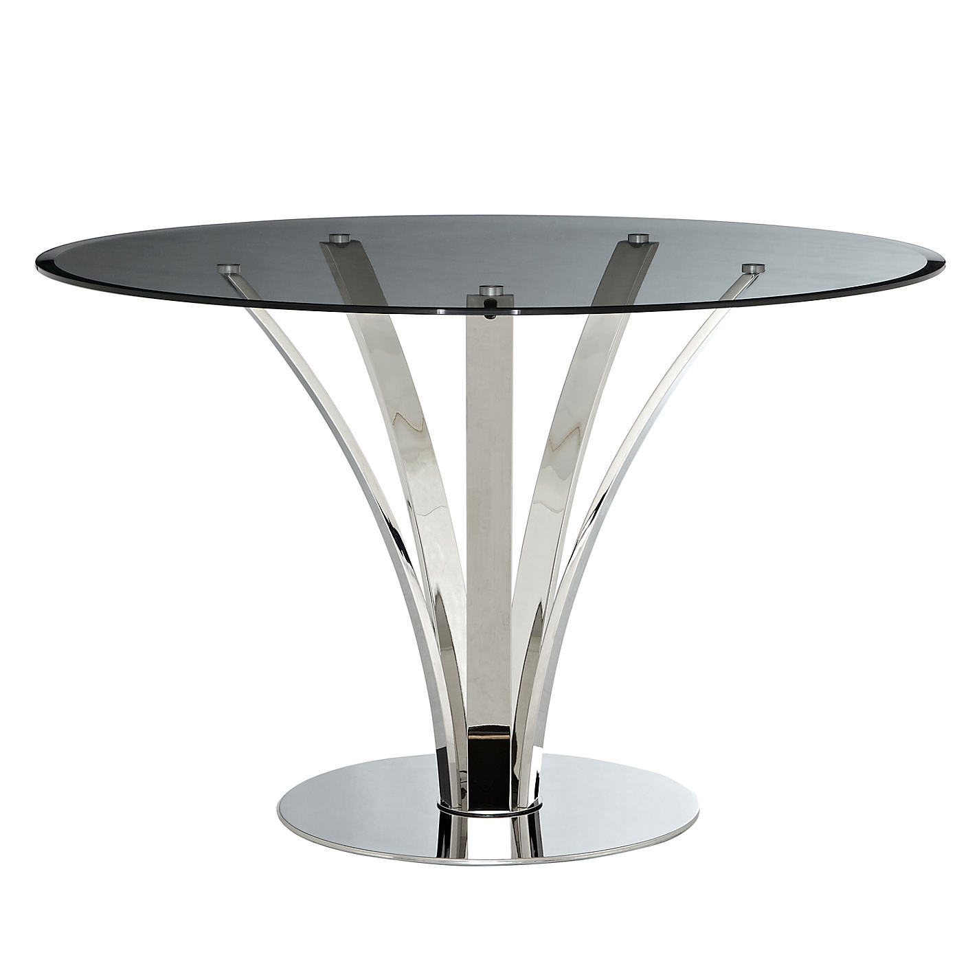 1 x BOXED TEMO MORITZ GLASS TABLE AND BASE DINING TABLE  : original from www.i-bidder.com size 1425 x 1425 jpeg 78kB