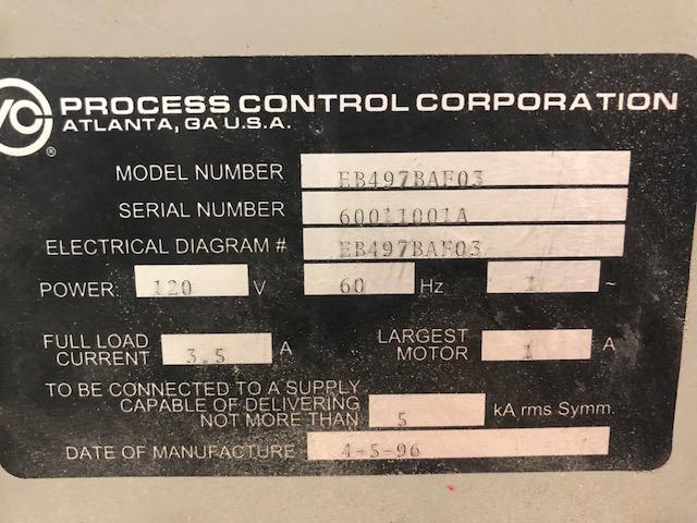 Lot 112 - Process Control Gravimetric Blender