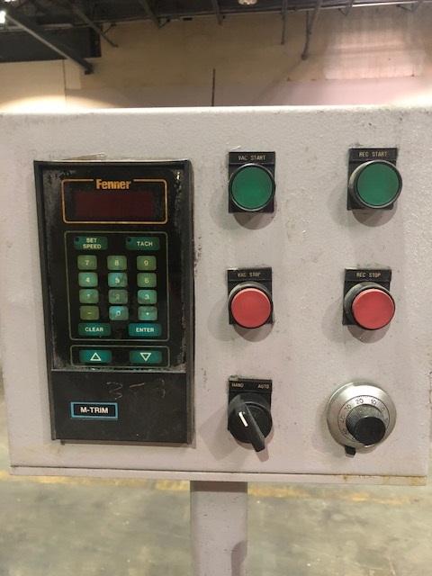 Lot 101 - Conair MT 10 ft. vacuum tank