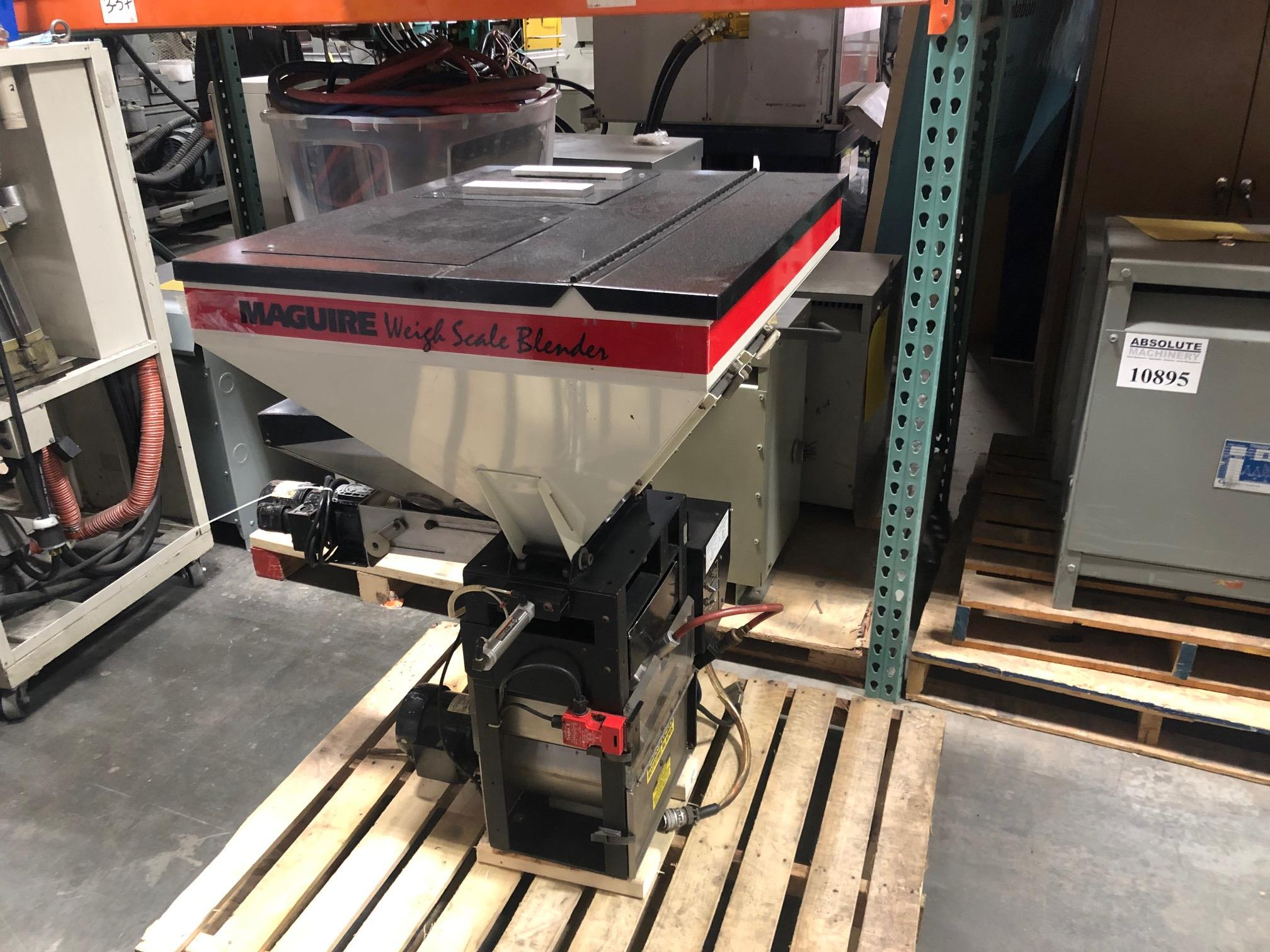 Lot 120 - 900 lbs/h Maguire 3 Component Blender