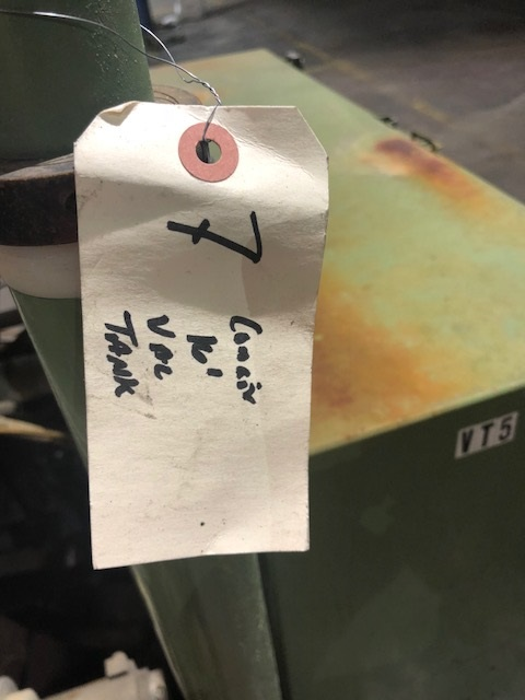 Lot 107 - Conair MT 16 ft. Vacuum Tank