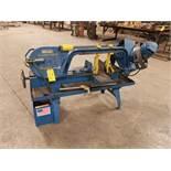 Wellsaw Model 1000 Horizontal Band Saw, s/n 1373, Loading Fee $50.00