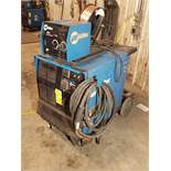 Miller Model CP302 Mig Welder, s/n LE276464, with Miller 22A Series Wire Feed
