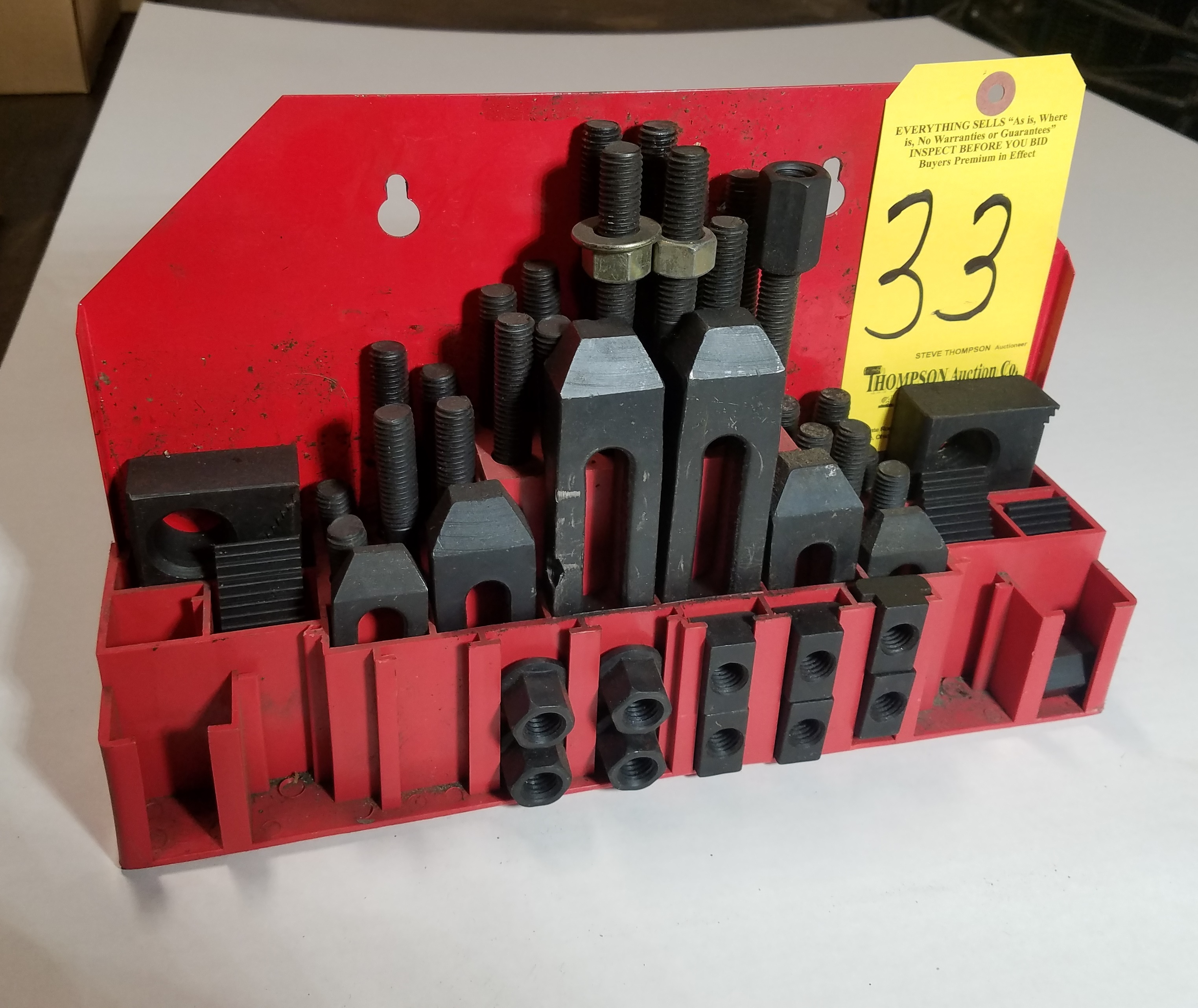 Clamps Sets